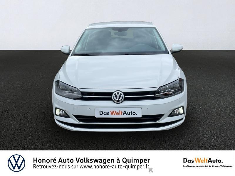 Photo 3 de l'offre de VOLKSWAGEN Polo 1.6 TDI 80ch Confortline Business Euro6d-T à 15480€ chez Honore Auto - Volkswagen Quimper