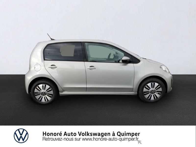 Photo 4 de l'offre de VOLKSWAGEN e-up! Electrique 83ch 4cv à 17900€ chez Honore Auto - Volkswagen Quimper