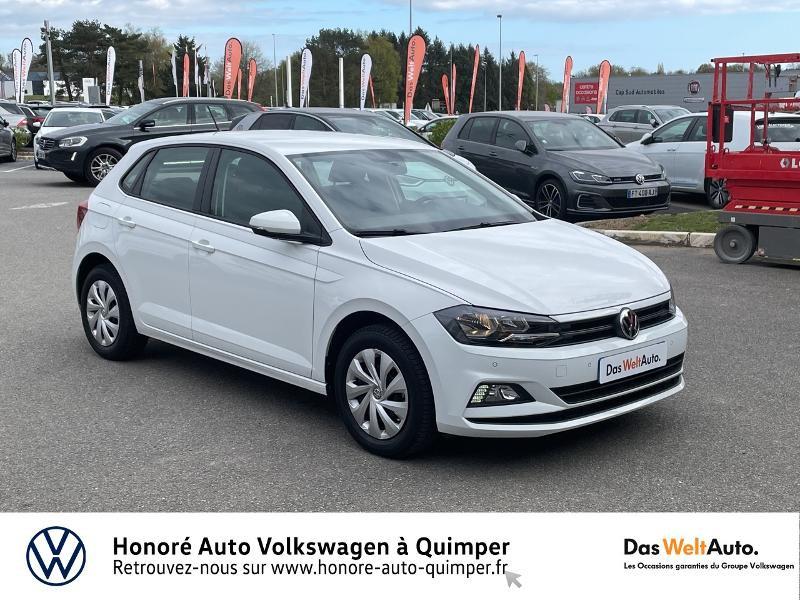 Photo 21 de l'offre de VOLKSWAGEN Polo 1.0 MPI 65ch Trendline Euro6d-T à 13490€ chez Honore Auto - Volkswagen Quimper