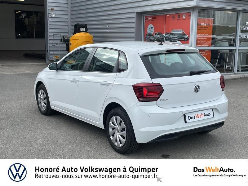 Photo 23 de l'offre de VOLKSWAGEN Polo 1.0 MPI 65ch Trendline Euro6d-T à 13490€ chez Honore Auto - Volkswagen Quimper