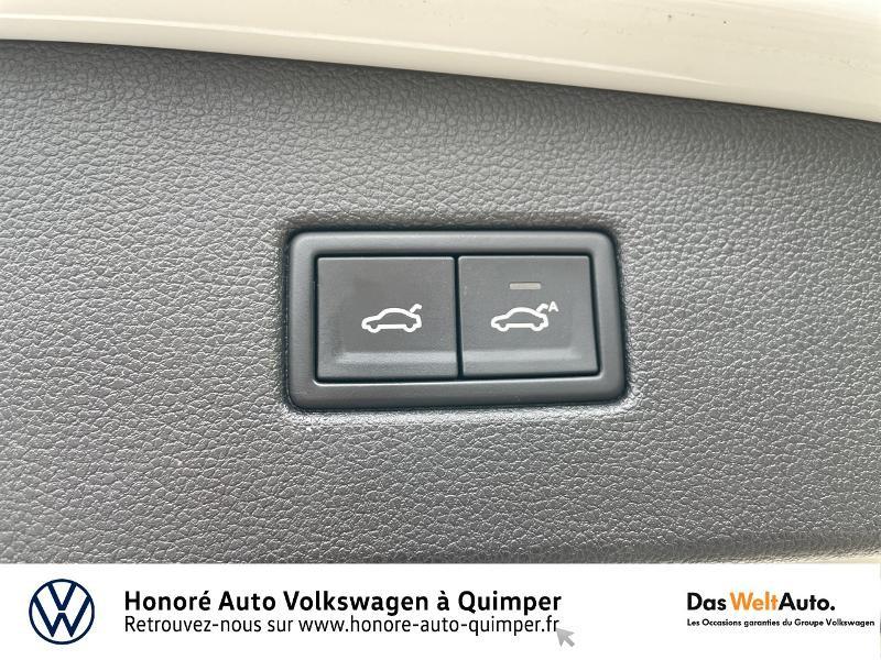 Photo 7 de l'offre de VOLKSWAGEN Tiguan 2.0 TDI 190ch Carat Exclusive 4Motion DSG7 à 27490€ chez Honore Auto - Volkswagen Quimper