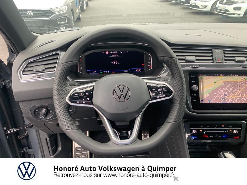 Photo 7 de l'offre de VOLKSWAGEN Tiguan 2.0 TDI 150ch R-Line 4Motion DSG7 à 39900€ chez Honore Auto - Volkswagen Quimper