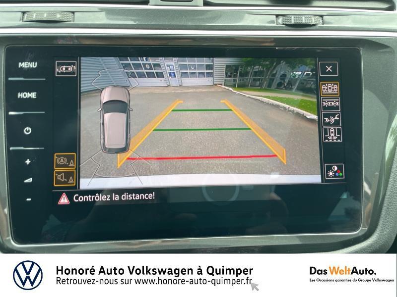 Photo 17 de l'offre de VOLKSWAGEN Tiguan 2.0 TDI 190ch Carat Exclusive 4Motion DSG7 à 27490€ chez Honore Auto - Volkswagen Quimper