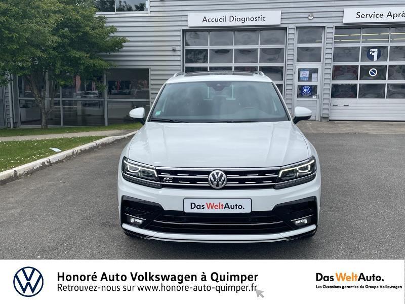 Photo 21 de l'offre de VOLKSWAGEN Tiguan 2.0 TDI 190ch Carat Exclusive 4Motion DSG7 à 27490€ chez Honore Auto - Volkswagen Quimper