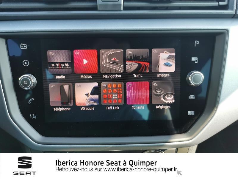 Photo 17 de l'offre de SEAT Arona 1.0 EcoTSI 95ch Start/Stop Urban Euro6d-T à 17790€ chez Honore Auto - Volkswagen Quimper