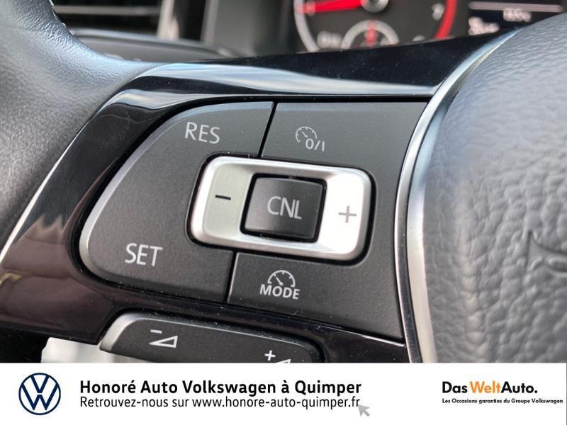 Photo 14 de l'offre de VOLKSWAGEN Polo 1.0 MPI 65ch Confortline Euro6d-T à 12490€ chez Honore Auto - Volkswagen Quimper