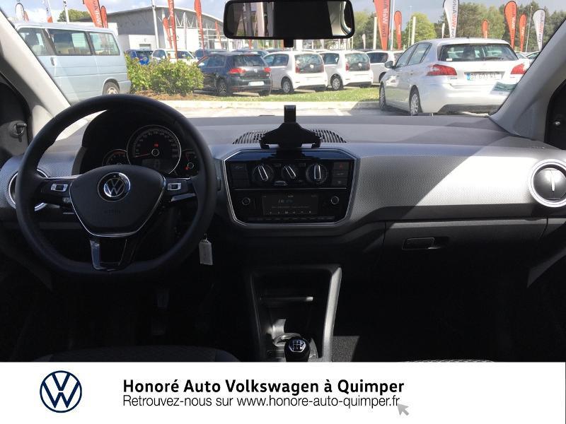 Photo 9 de l'offre de VOLKSWAGEN up! 1.0 65ch BlueMotion Technology Active 5p à 13600€ chez Honore Auto - Volkswagen Quimper
