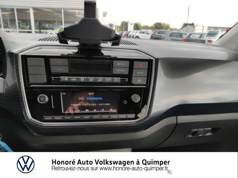 Photo 8 de l'offre de VOLKSWAGEN e-up! Electrique 83ch 4cv à 17900€ chez Honore Auto - Volkswagen Quimper