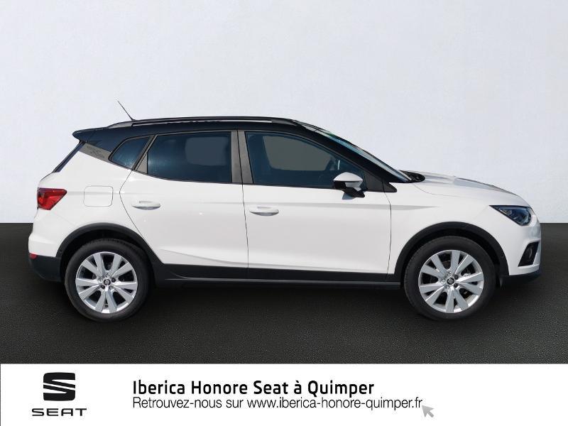 Photo 3 de l'offre de SEAT Arona 1.0 EcoTSI 95ch Start/Stop Urban Euro6d-T à 17790€ chez Honore Auto - Volkswagen Quimper