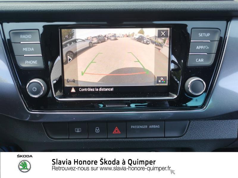 Photo 16 de l'offre de SKODA Fabia 1.0 TSI 95ch Clever Euro6d-T à 14490€ chez Honore Auto - Volkswagen Quimper