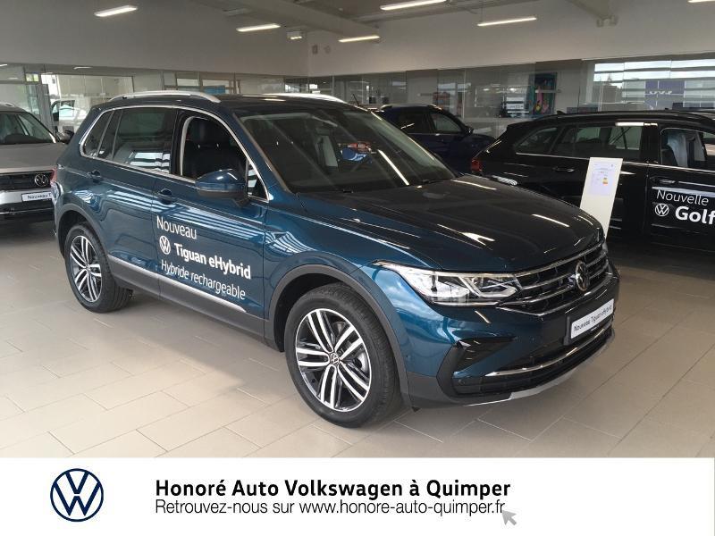 Photo 19 de l'offre de VOLKSWAGEN Tiguan 1.4 eHybrid 245ch Elegance Exclusive DSG6 à 45900€ chez Honore Auto - Volkswagen Quimper