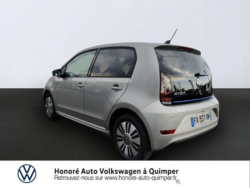 Photo 3 de l'offre de VOLKSWAGEN e-up! Electrique 83ch 4cv à 17900€ chez Honore Auto - Volkswagen Quimper