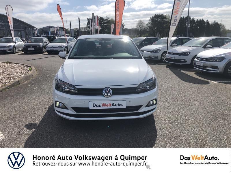 Photo 18 de l'offre de VOLKSWAGEN Polo 1.0 MPI 65ch Trendline Euro6d-T à 12490€ chez Honore Auto - Volkswagen Quimper