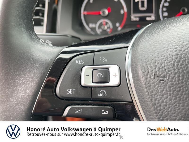 Photo 14 de l'offre de VOLKSWAGEN Polo 1.6 TDI 80ch Confortline Business Euro6d-T à 15480€ chez Honore Auto - Volkswagen Quimper