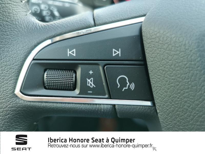 Photo 13 de l'offre de SEAT Arona 1.0 EcoTSI 95ch Start/Stop Urban Euro6d-T à 17790€ chez Honore Auto - Volkswagen Quimper
