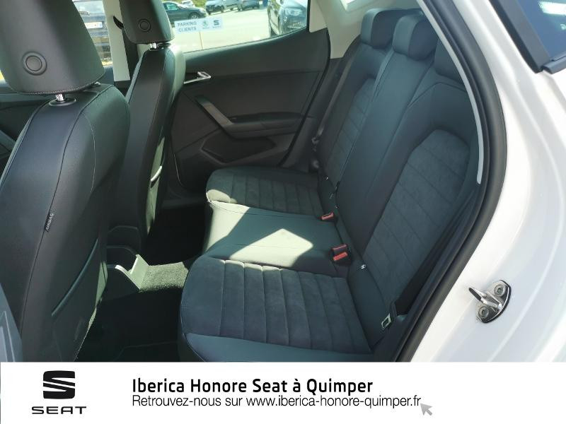 Photo 7 de l'offre de SEAT Arona 1.0 EcoTSI 95ch Start/Stop Urban Euro6d-T à 17790€ chez Honore Auto - Volkswagen Quimper