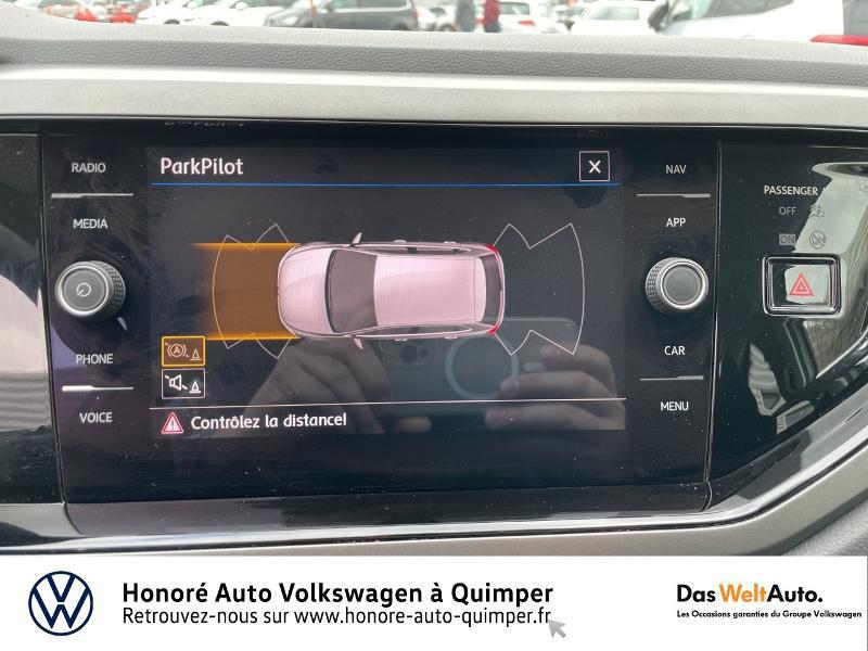 Photo 15 de l'offre de VOLKSWAGEN Polo 1.6 TDI 80ch Confortline Business Euro6d-T à 15480€ chez Honore Auto - Volkswagen Quimper