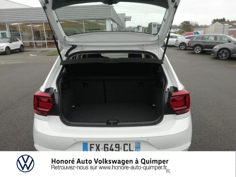 Photo 12 de l'offre de VOLKSWAGEN Polo 1.0 TSI 95ch Active BVM5 à 16900€ chez Honore Auto - Volkswagen Quimper