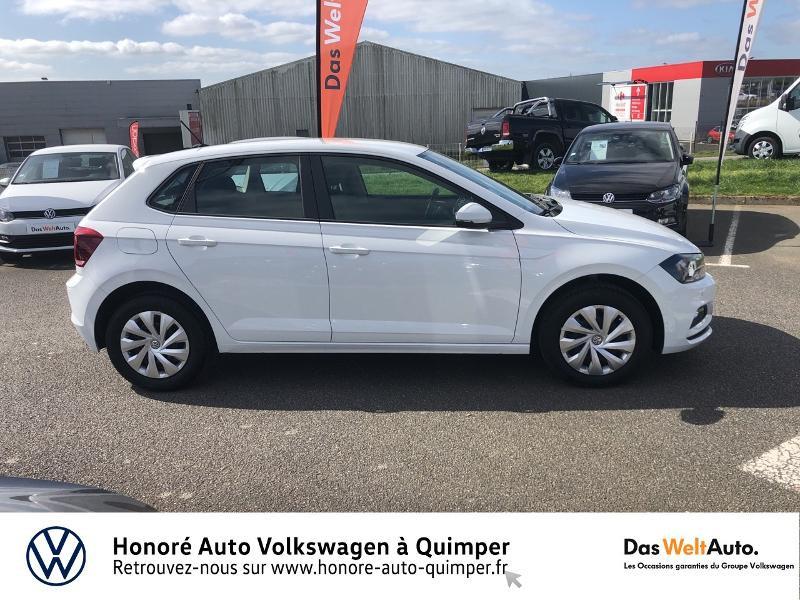 Photo 20 de l'offre de VOLKSWAGEN Polo 1.0 MPI 65ch Trendline Euro6d-T à 12490€ chez Honore Auto - Volkswagen Quimper