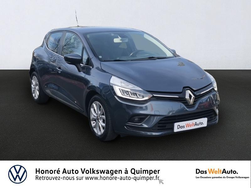 Renault Clio 1.5 dCi 90ch energy Intens EDC 5p Diesel gris anthracite Occasion à vendre