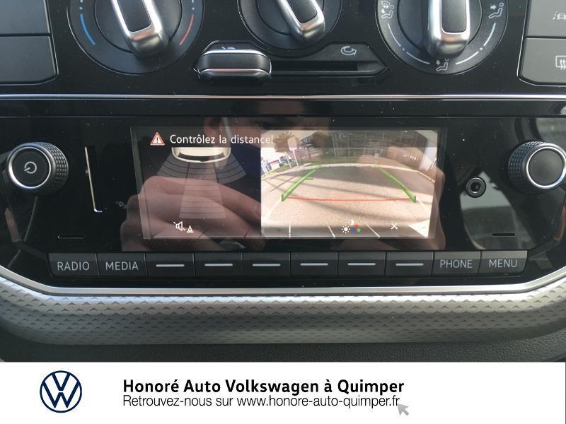Photo 15 de l'offre de VOLKSWAGEN up! 1.0 65ch BlueMotion Technology Active 5p à 13600€ chez Honore Auto - Volkswagen Quimper