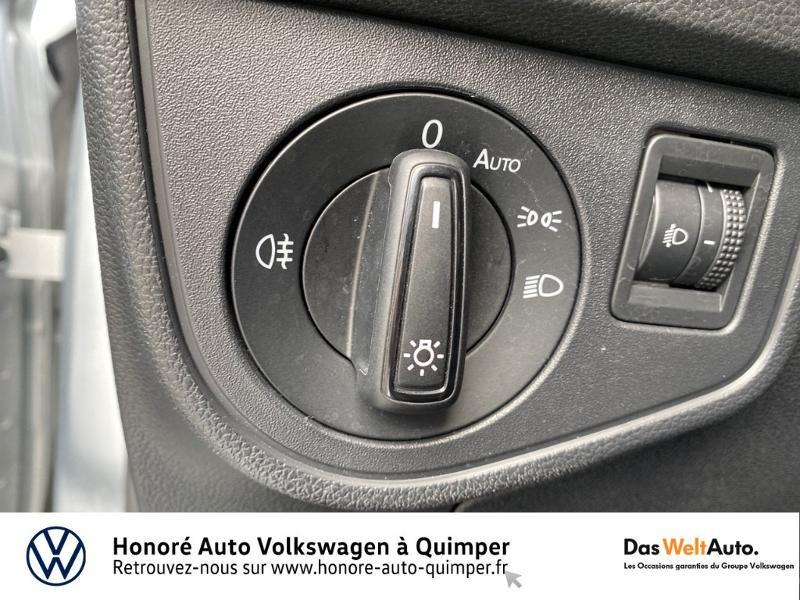 Photo 15 de l'offre de VOLKSWAGEN Polo 1.0 MPI 65ch Confortline Euro6d-T à 12490€ chez Honore Auto - Volkswagen Quimper