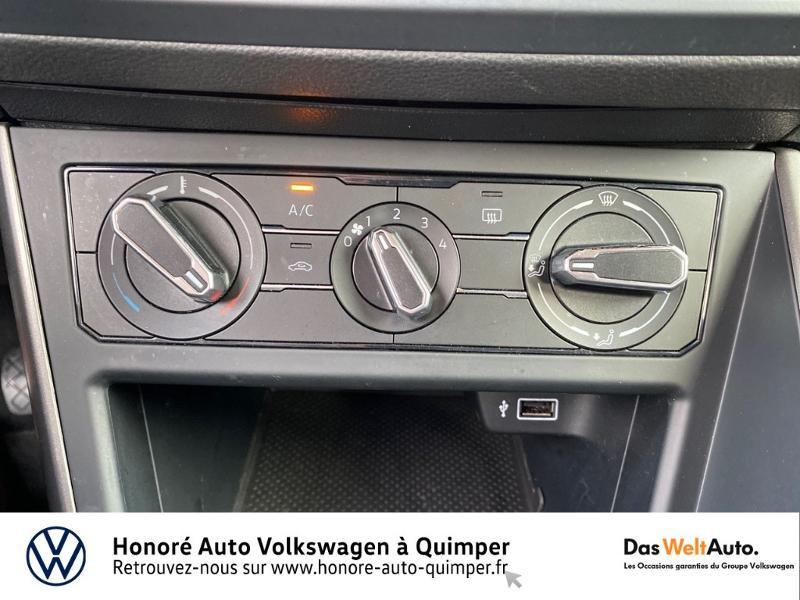 Photo 11 de l'offre de VOLKSWAGEN Polo 1.0 MPI 65ch Confortline Euro6d-T à 12490€ chez Honore Auto - Volkswagen Quimper