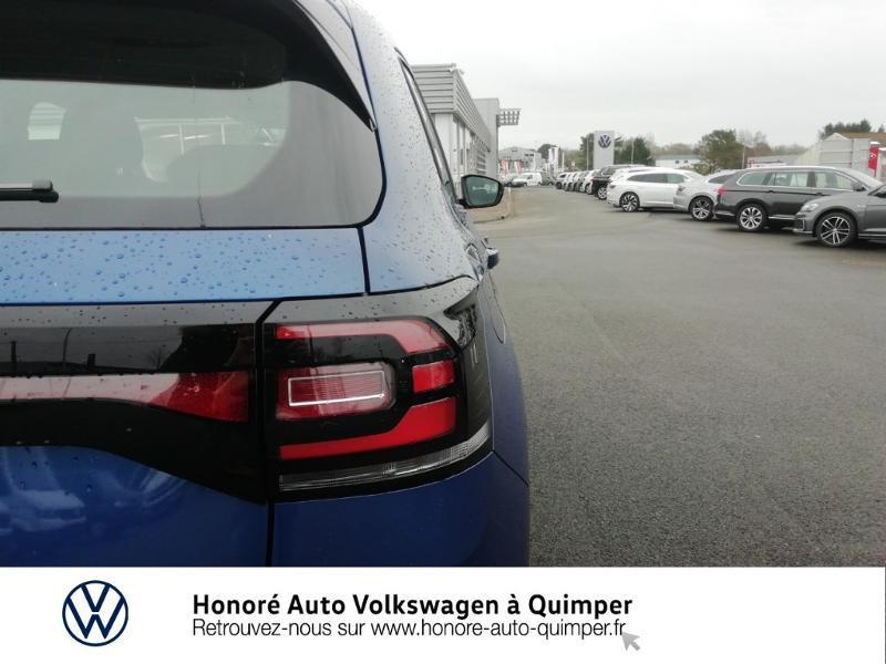 Photo 18 de l'offre de VOLKSWAGEN T-Cross 1.0 TSI 110ch Active DSG7 à 24400€ chez Honore Auto - Volkswagen Quimper