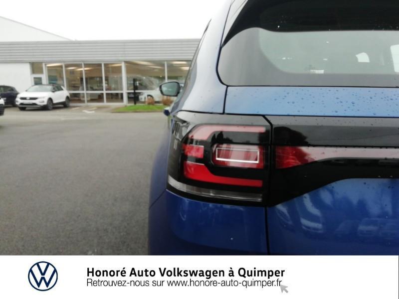 Photo 17 de l'offre de VOLKSWAGEN T-Cross 1.0 TSI 110ch Active DSG7 à 24400€ chez Honore Auto - Volkswagen Quimper