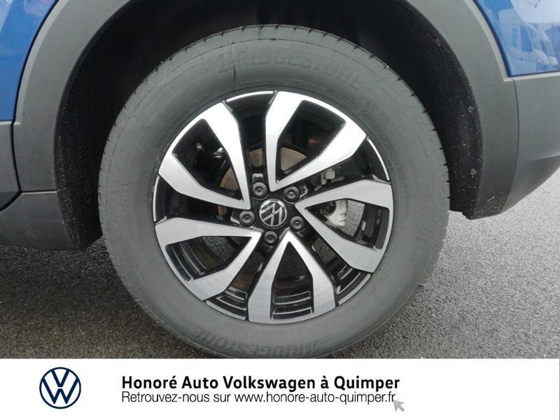 Photo 16 de l'offre de VOLKSWAGEN T-Cross 1.0 TSI 110ch Active DSG7 à 24400€ chez Honore Auto - Volkswagen Quimper