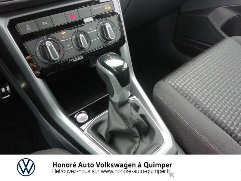 Photo 10 de l'offre de VOLKSWAGEN T-Cross 1.0 TSI 110ch Active DSG7 à 24400€ chez Honore Auto - Volkswagen Quimper