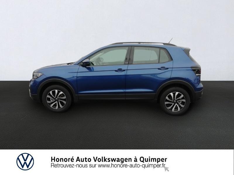Photo 2 de l'offre de VOLKSWAGEN T-Cross 1.0 TSI 110ch Active DSG7 à 24400€ chez Honore Auto - Volkswagen Quimper