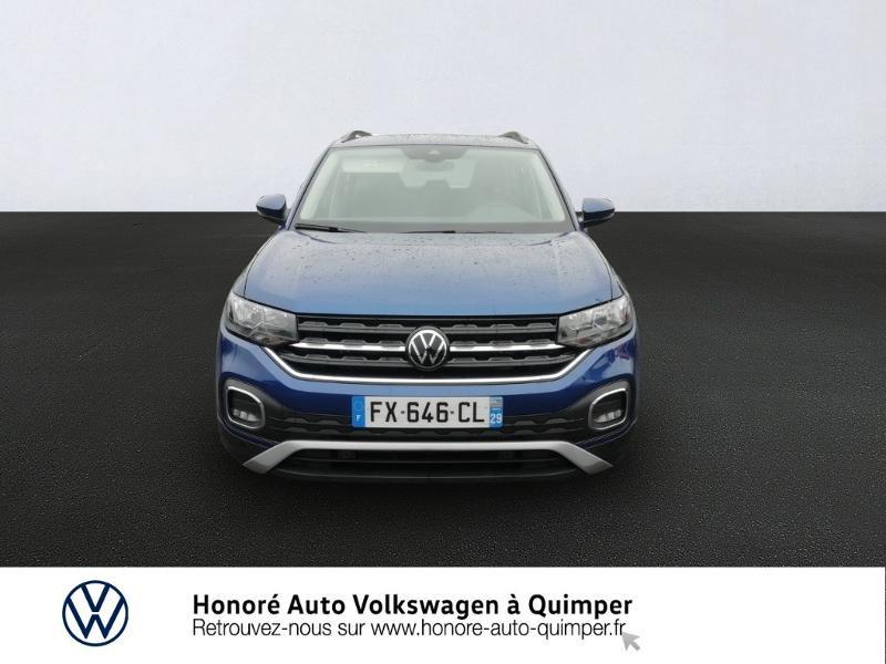 Photo 5 de l'offre de VOLKSWAGEN T-Cross 1.0 TSI 110ch Active DSG7 à 24400€ chez Honore Auto - Volkswagen Quimper