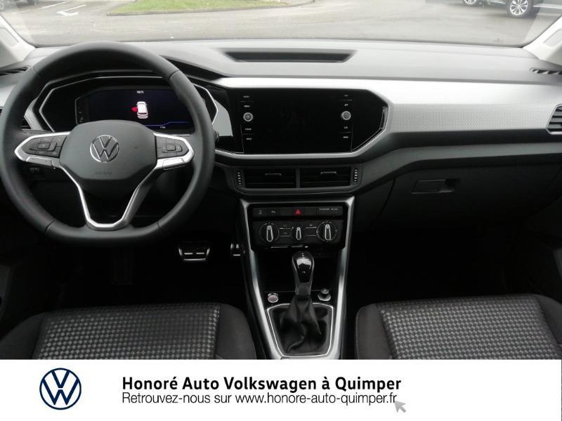 Photo 6 de l'offre de VOLKSWAGEN T-Cross 1.0 TSI 110ch Active DSG7 à 24400€ chez Honore Auto - Volkswagen Quimper