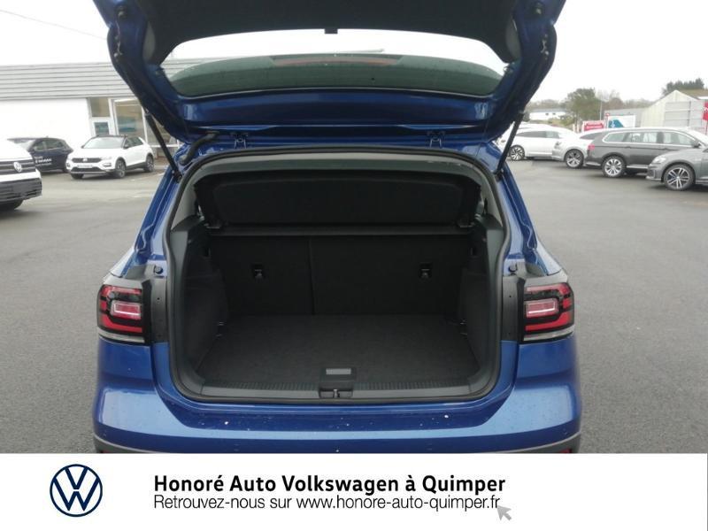Photo 12 de l'offre de VOLKSWAGEN T-Cross 1.0 TSI 110ch Active DSG7 à 24400€ chez Honore Auto - Volkswagen Quimper