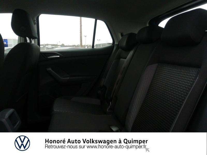 Photo 11 de l'offre de VOLKSWAGEN T-Cross 1.0 TSI 110ch Active DSG7 à 24400€ chez Honore Auto - Volkswagen Quimper