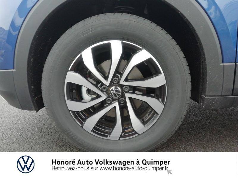 Photo 15 de l'offre de VOLKSWAGEN T-Cross 1.0 TSI 110ch Active DSG7 à 24400€ chez Honore Auto - Volkswagen Quimper