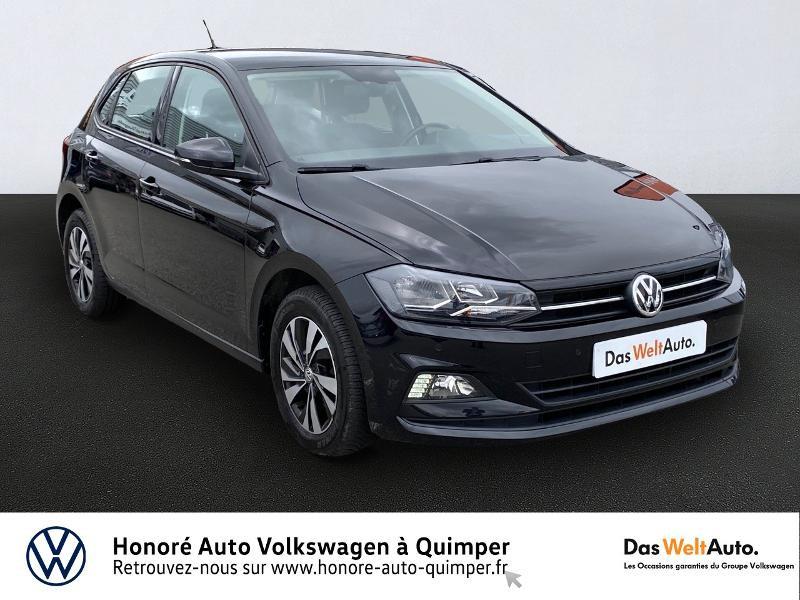 Volkswagen Polo 1.6 TDI 95ch Confortline Business Diesel NOIR INTENSE Occasion à vendre