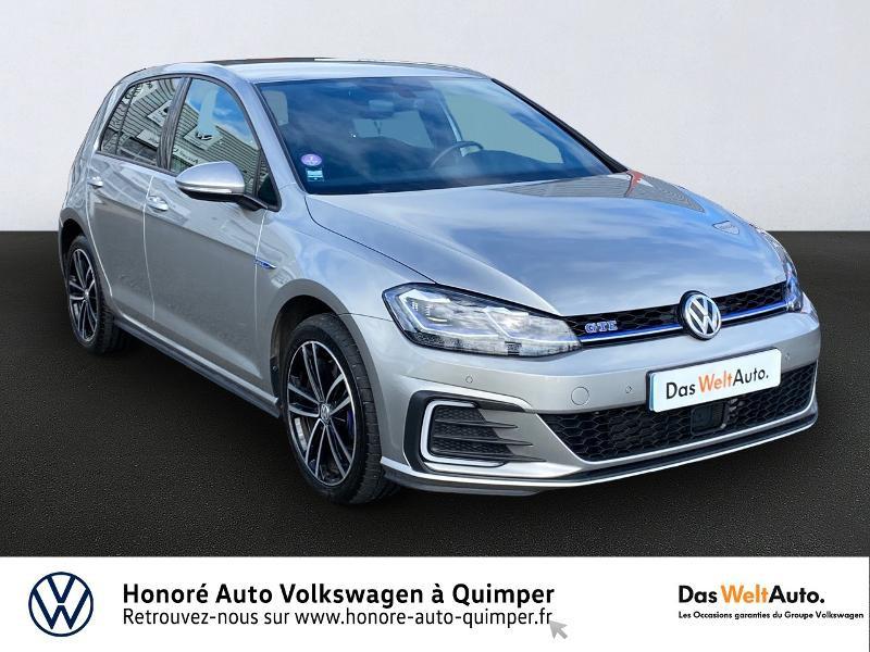 Volkswagen Golf 1.4 TSI 204ch Hybride Rechargeable GTE DSG6 Euro6d-T 5p 8cv Hybride GRIS F Occasion à vendre