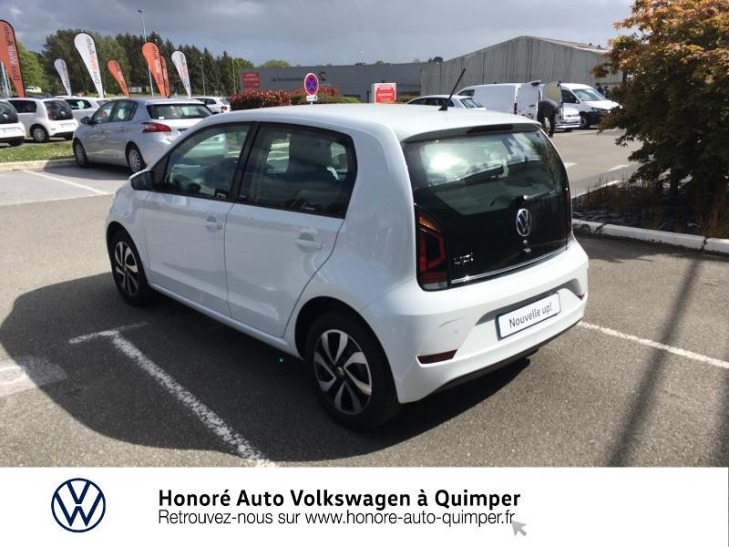 Photo 21 de l'offre de VOLKSWAGEN up! 1.0 65ch BlueMotion Technology Active 5p à 13600€ chez Honore Auto - Volkswagen Quimper