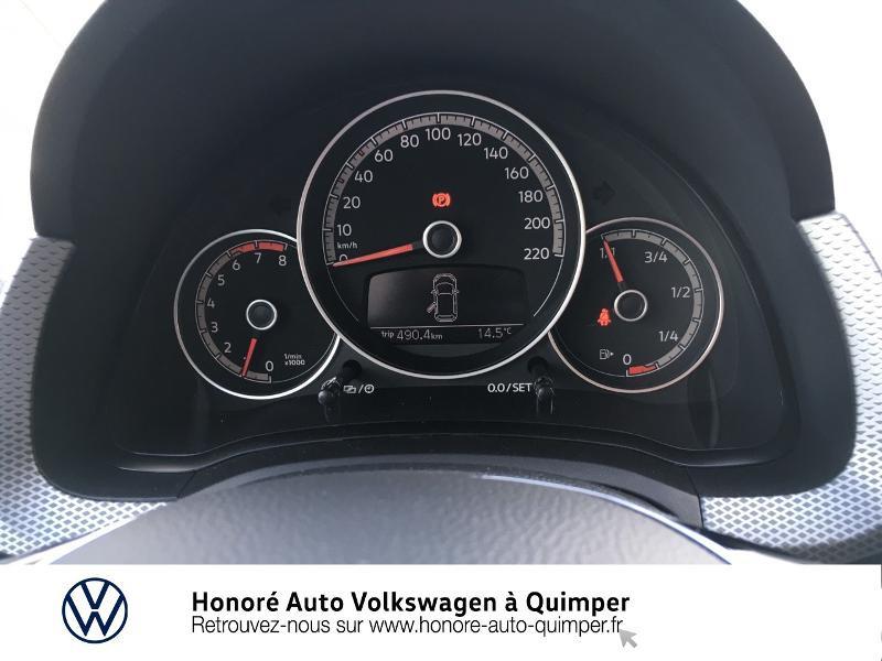 Photo 11 de l'offre de VOLKSWAGEN up! 1.0 65ch BlueMotion Technology Active 5p à 13600€ chez Honore Auto - Volkswagen Quimper