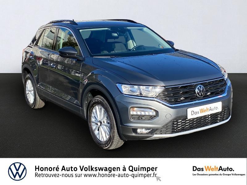 Volkswagen T-Roc 2.0 TDI 115ch Lounge S&S Diesel GRSI INDIUM Occasion à vendre