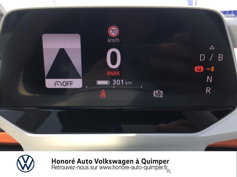 Photo 7 de l'offre de VOLKSWAGEN ID.3 204ch 1st Plus à 32500€ chez Honore Auto - Volkswagen Quimper