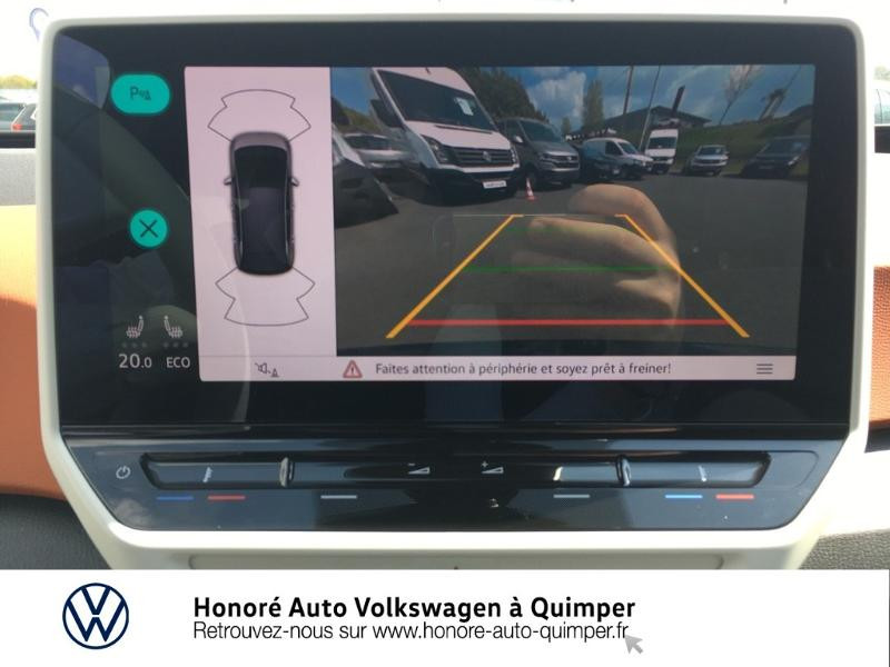 Photo 10 de l'offre de VOLKSWAGEN ID.3 204ch 1st Plus à 32500€ chez Honore Auto - Volkswagen Quimper