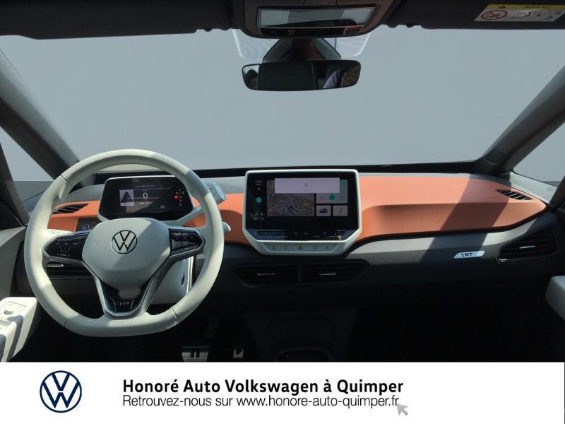 Photo 5 de l'offre de VOLKSWAGEN ID.3 204ch 1st Plus à 32500€ chez Honore Auto - Volkswagen Quimper