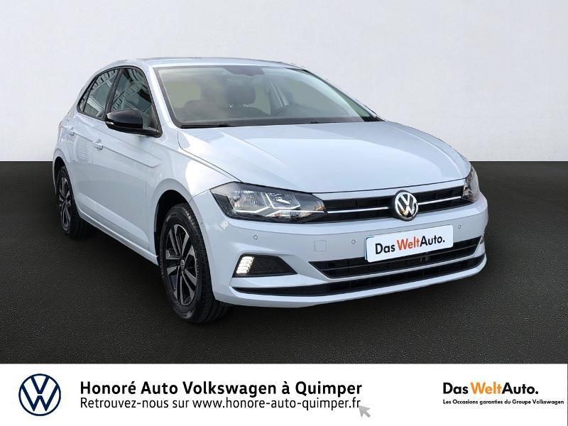 Volkswagen Polo 1.0 TSI 95ch IQ.Drive Euro6d-T Essence WHITE SILVER Occasion à vendre