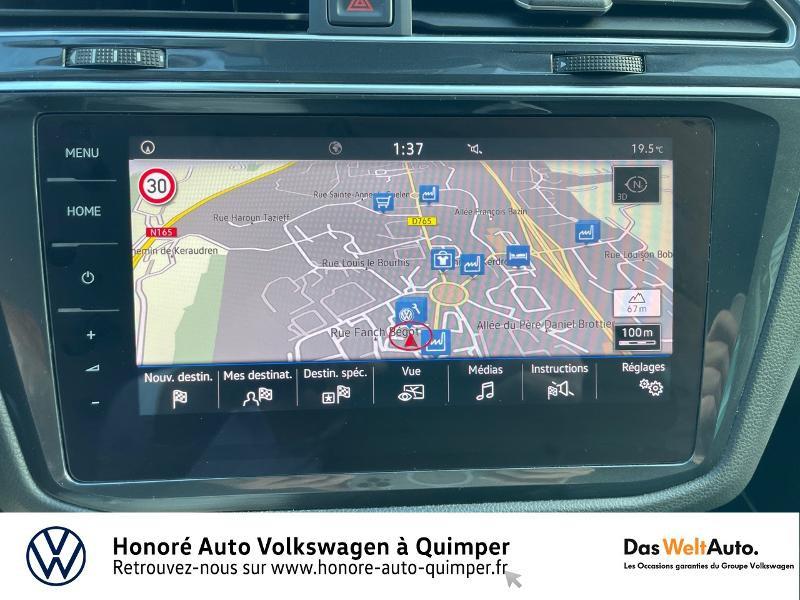 Photo 18 de l'offre de VOLKSWAGEN Tiguan 2.0 TDI 150ch Carat Exclusive DSG7 Euro6d-T à 31990€ chez Honore Auto - Volkswagen Quimper
