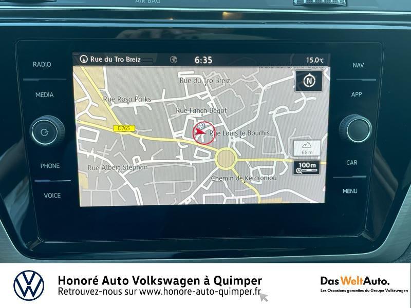 Photo 15 de l'offre de VOLKSWAGEN Touran 1.6 TDI 115ch BlueMotion Technology FAP Confortline Business DSG7 5 places à 17990€ chez Honore Auto - Volkswagen Quimper