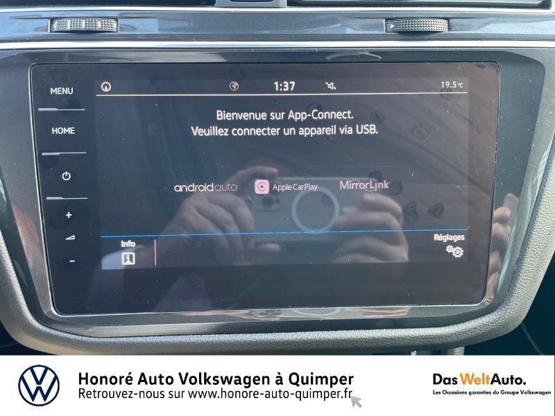 Photo 17 de l'offre de VOLKSWAGEN Tiguan 2.0 TDI 150ch Carat Exclusive DSG7 Euro6d-T à 31990€ chez Honore Auto - Volkswagen Quimper