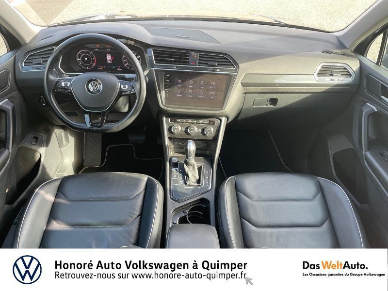 Photo 10 de l'offre de VOLKSWAGEN Tiguan 2.0 TDI 150ch Carat Exclusive DSG7 Euro6d-T à 31990€ chez Honore Auto - Volkswagen Quimper
